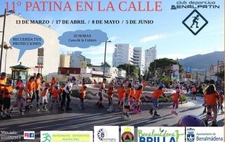 11ª edición de -Patina en la Calle- en Arroyo de la Miel, Benalmádena