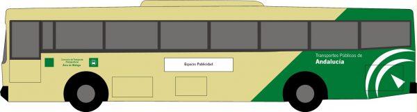 Autobus: lateral izquierdo