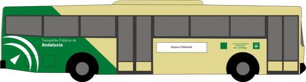 Autobus: lateral derecho