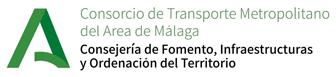 Consorcio de Transporte Metropolitano del Área de Málaga Logo