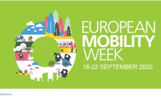 Semana Europea de la Movilidad 2020 en el Área de Málaga